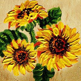 Irina Sztukowski - Vincent van Gogh Would Cry