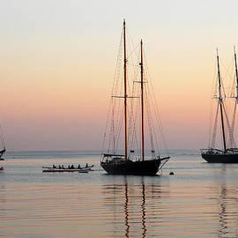Dan Myers - Vineyard Harbor Sunrise