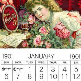 Gary Bodnar - Vintage 1901 Coca Cola Ad