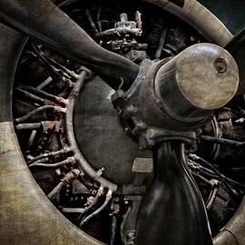 Ken Smith - Vintage B 17 Engine