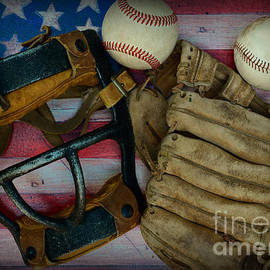 Paul Ward - Vintage Baseball American Folk Art