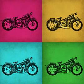 Naxart Studio - Vintage Bike Pop Art 1