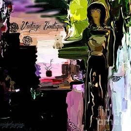 Sherri  Of Palm Springs - Vintage Boutique   abstract