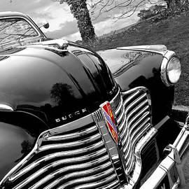 Gill Billington - Vintage Buick 8