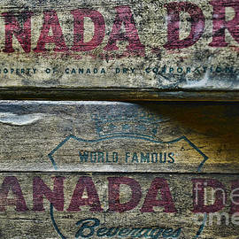 Paul Ward - Vintage Canada Dry