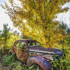 Debra and Dave Vanderlaan - Vintage Car