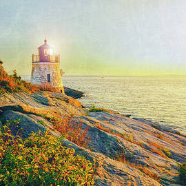 Marianne Campolongo - Vintage Castle Hill Light