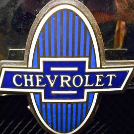 Joan Reese - Vintage Chevrolet Logo