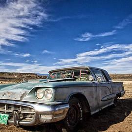 Shanna Gillette - Vintage Desert Car