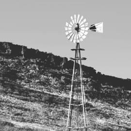 Christine Till - Vintage Farm Windmill