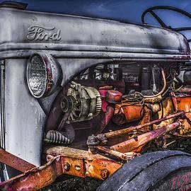 F Leblanc - Vintage Ford Tractor