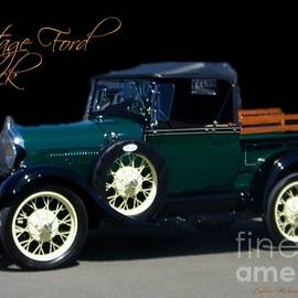 Bobbee Rickard - Vintage Ford Truck