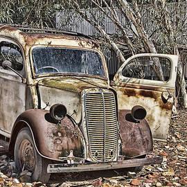 Douglas Barnard - Vintage Fordson Pickup Truck