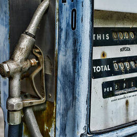 Paul Ward - Vintage Gas Pump 2