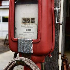 Paul Ward - Vintage Gas Station Air Pump 1