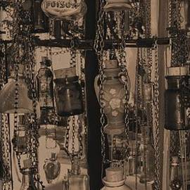 Tisha McGee - Vintage Jars