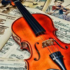 Paul Ward - Vintage Music and Violin