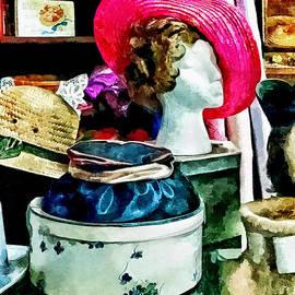 Susan Savad - Vintage Pink Hat