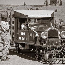 Steven Bateson - Vintage Rail Mail