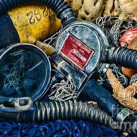 Paul Ward - Vintage Scuba Gear