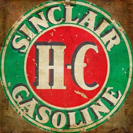 HH Photography - Vintage Sinclair Gasoline Sign