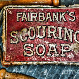 Paul Ward - Vintage Soap