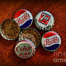 Paul Ward - Vintage Soda Bottle Caps