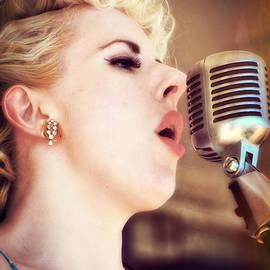 Mike Martin - Vintage Songstress Leah Gaudette