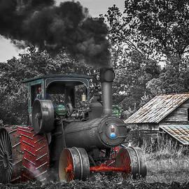 F Leblanc - Vintage Steam Tractor v2