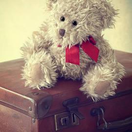 Christopher and Amanda Elwell - Vintage Suitcase