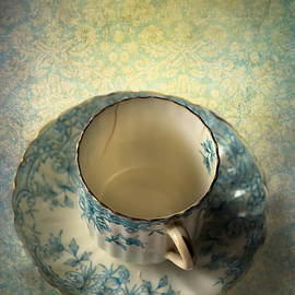 Jan Bickerton - Vintage Tea Cup