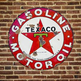 Greg Kluempers - Vintage Texaco Gasoline Sign DSC07195