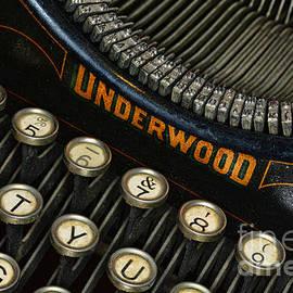Paul Ward - Vintage Typewriter