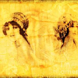 Maggie Vlazny - Vintage Victorian Rivals I