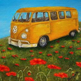 Pamela Allegretto - Vintage VW Bus
