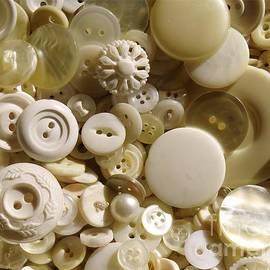 Carol Groenen - Vintage White Buttons