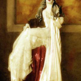 Georgiana Romanovna - Vintage White Passion