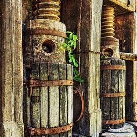 Vintage Wine Press HDR