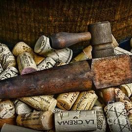 Paul Ward - Vintage Wooden Barrel Tap
