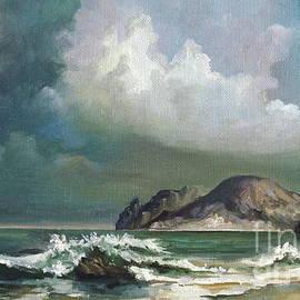 Mikhail Savchenko - Violet Cloud