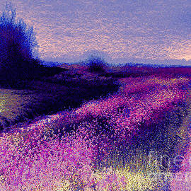 Maureen Tillman - Violet Meadow