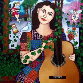 Madalena Lobao-Tello - Violeta Parra Back at seventeen