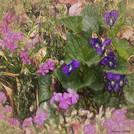Bellesouth Studio - Violets and Thrift