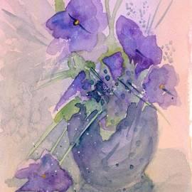 Christina Rahm Galanis - Violets