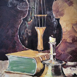Violeta Oprea - Violin of light