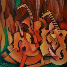 Kim Gauge - Violins with Mandolin