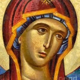 Dragica  Micki Fortuna - Virgin - detail