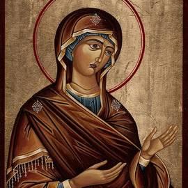 Doru Ionut Pustianu - Virgin Mary