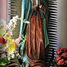 Stephen Stookey - Virgin of Guadalupe -- Mission San Jose