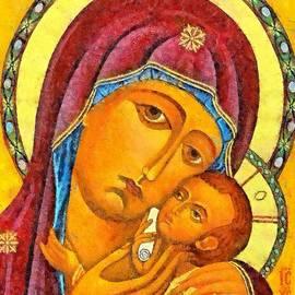 Dragica  Micki Fortuna - Virgin of Korsun